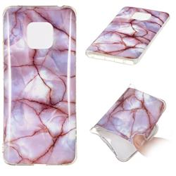 Earth Soft TPU Marble Pattern Phone Case for Huawei Mate 20 Pro
