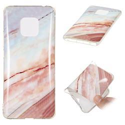 Elegant Soft TPU Marble Pattern Phone Case for Huawei Mate 20 Pro