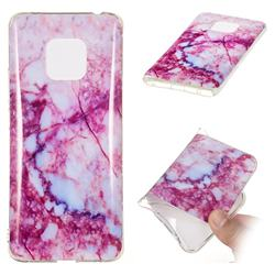 Bloodstone Soft TPU Marble Pattern Phone Case for Huawei Mate 20 Pro