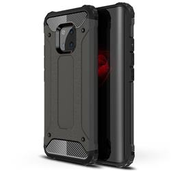 King Kong Armor Premium Shockproof Dual Layer Rugged Hard Cover for Huawei Mate 20 Pro - Bronze