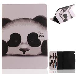 Sleeping Panda Painting Tablet Leather Wallet Flip Cover for Huawei MediaPad T3 10