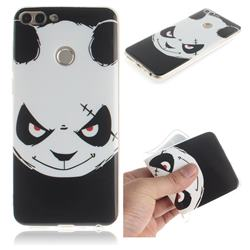 Angry Bear IMD Soft TPU Cell Phone Back Cover for Huawei P Smart(Enjoy 7S)