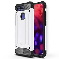 King Kong Armor Premium Shockproof Dual Layer Rugged Hard Cover for Huawei Honor View 20 / V20 - White