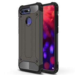 King Kong Armor Premium Shockproof Dual Layer Rugged Hard Cover for Huawei Honor View 20 / V20 - Bronze