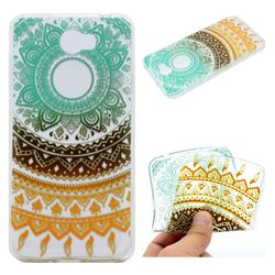 Tribe Flower Super Clear Soft TPU Back Cover for Huawei Y5II Y5 2 Honor5 Honor Play 5