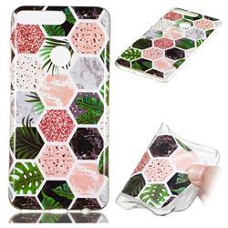 Rainforest Soft TPU Marble Pattern Phone Case for Huawei Y7 Pro (2018) / Y7 Prime(2018) / Nova2 Lite