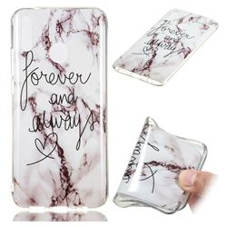 Forever Soft TPU Marble Pattern Phone Case for Huawei Y9 (2019)