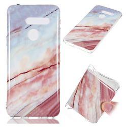 Elegant Soft TPU Marble Pattern Phone Case for LG G8 ThinQ (LG G8s ThinQ)