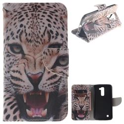 Puma PU Leather Wallet Case for LG K10 K420N K430DS K430DSF K430DSY