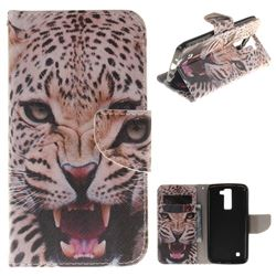 Puma PU Leather Wallet Case for LG K8