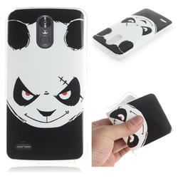 Angry Bear IMD Soft TPU Cell Phone Back Cover for LG Stylus 3 Stylo3 K10 Pro LS777 M400DK