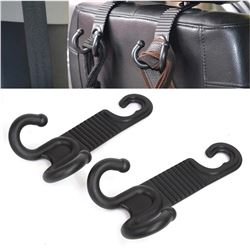 Car Vehicle Seat Headrest Bag Hanger Seat Hook Hanging Holder