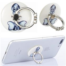 Flexible Universal 360 Rotation Stylish Holder Finger Ring Kickstand for Mobile Phone Folding - Be Happy Elephant