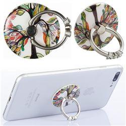 Flexible Universal 360 Rotation Stylish Holder Finger Ring Kickstand for Mobile Phone Folding - Life Tree