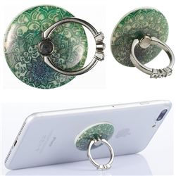 Flexible Universal 360 Rotation Stylish Holder Finger Ring Kickstand for Mobile Phone Folding - Finger Flower