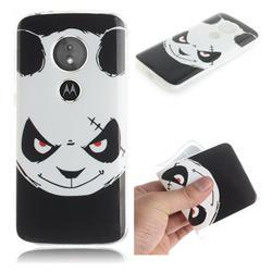 Angry Bear IMD Soft TPU Cell Phone Back Cover for Motorola Moto E5