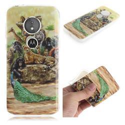 Beast Zoo IMD Soft TPU Cell Phone Back Cover for Motorola Moto E5