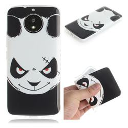 Angry Bear IMD Soft TPU Cell Phone Back Cover for Motorola Moto G5S