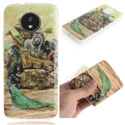 Beast Zoo IMD Soft TPU Cell Phone Back Cover for Motorola Moto G5S