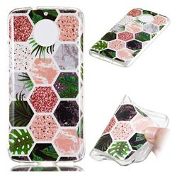 Rainforest Soft TPU Marble Pattern Phone Case for Motorola Moto G5S