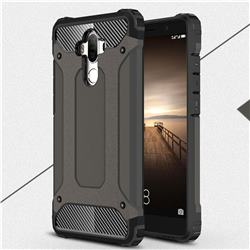 King Kong Armor Premium Shockproof Dual Layer Rugged Hard Cover for Huawei Mate9 Mate 9 - Bronze