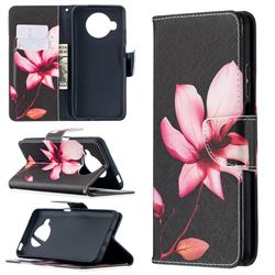Lotus Flower Leather Wallet Case for Xiaomi Mi 10T Lite 5G