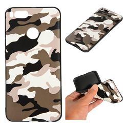 Camouflage Soft TPU Back Cover for Xiaomi Mi A1 / Mi 5X - Black White