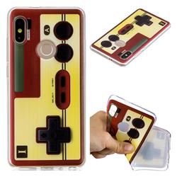 Classic Gamepad Super Clear Soft TPU Back Cover for Xiaomi Mi A2 (Mi 6X)