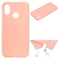 Candy Soft TPU Back Cover for Xiaomi Mi 8 SE - Pink