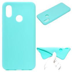Candy Soft TPU Back Cover for Xiaomi Mi 8 SE - Green