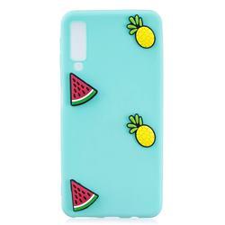 Watermelon Pineapple Soft 3D Silicone Case for Xiaomi Mi 9 Pro