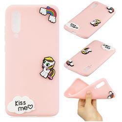 Kiss me Pony Soft 3D Silicone Case for Xiaomi Mi CC9 (Mi CC9mt Meitu Edition)