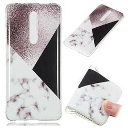 Black white Grey Soft TPU Marble Pattern Phone Case for Xiaomi Redmi K20 / K20 Pro