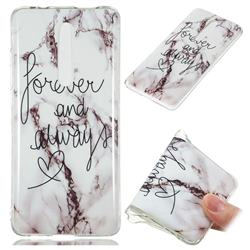 Forever Soft TPU Marble Pattern Phone Case for Xiaomi Redmi K20 / K20 Pro