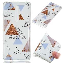 Hill Soft TPU Marble Pattern Phone Case for Xiaomi Redmi K20 / K20 Pro