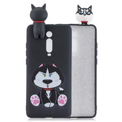 Staying Husky Soft 3D Climbing Doll Soft Case for Xiaomi Redmi K20 / K20 Pro