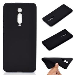 Candy Soft TPU Back Cover for Xiaomi Redmi K20 / K20 Pro - Black