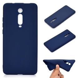 Candy Soft TPU Back Cover for Xiaomi Redmi K20 / K20 Pro - Blue