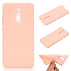 Candy Soft TPU Back Cover for Xiaomi Redmi K20 / K20 Pro - Pink