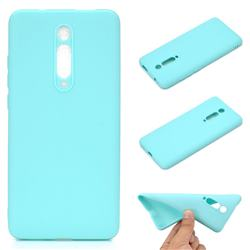 Candy Soft TPU Back Cover for Xiaomi Redmi K20 / K20 Pro - Green