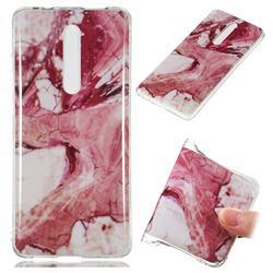 Pork Belly Soft TPU Marble Pattern Phone Case for Xiaomi Redmi K20 Pro