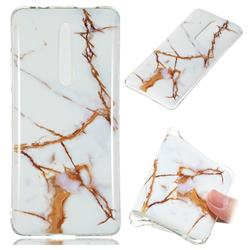 Platinum Soft TPU Marble Pattern Phone Case for Xiaomi Redmi K20 Pro