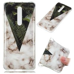 Leaf Soft TPU Marble Pattern Phone Case for Xiaomi Redmi K20 Pro