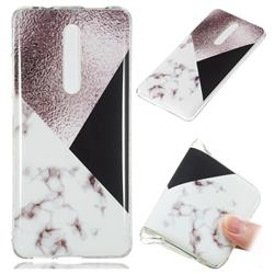 Black white Grey Soft TPU Marble Pattern Phone Case for Xiaomi Redmi K20 Pro