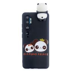 Diamond Prince Soft 3D Climbing Doll Soft Case for Xiaomi Mi Note 10 Lite