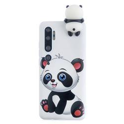 Panda Girl Soft 3D Climbing Doll Soft Case for Xiaomi Mi Note 10 Lite
