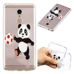 Football Panda Super Clear Soft TPU Back Cover for Mi Xiaomi Redmi 5