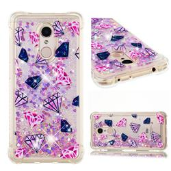 Diamond Dynamic Liquid Glitter Sand Quicksand Star TPU Case for Mi Xiaomi Redmi 5
