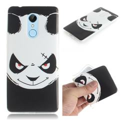 Angry Bear IMD Soft TPU Cell Phone Back Cover for Mi Xiaomi Redmi 5