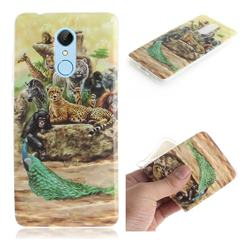 Beast Zoo IMD Soft TPU Cell Phone Back Cover for Mi Xiaomi Redmi 5